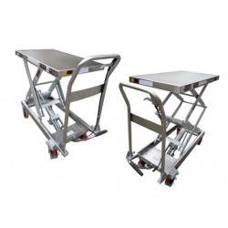 Mobile Stainless Scissor Lift Tables